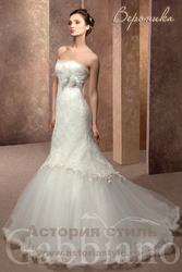 Платье Gabbiano в идеальном состоянии+ фата+ акс-ры. Продам свадебное платье Gabbiano Вероника (б/у