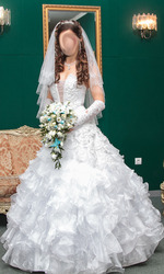 Продаем с сестрой 2 шикарных свадебных